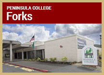 Peninsula College in Forks
