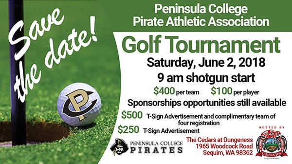 Pirate Golf Tournament