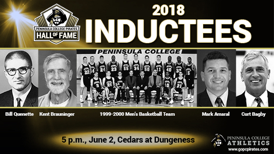 Hall of Fame Inductees 2018