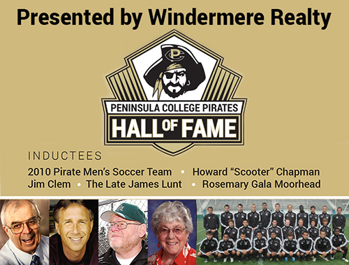 Peninsula College Hall of Fame Inductees