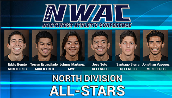 52e60f8771d Six Pirates named to North Division All-Star Team | Peninsula College