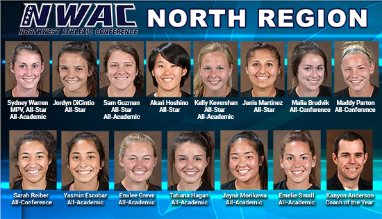 2017 Women's All-Star, All-Conference