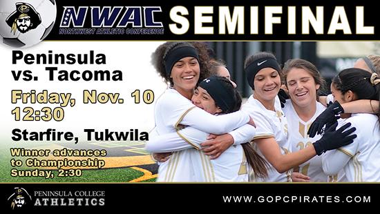 Nov. 10 NWAC Semifinal