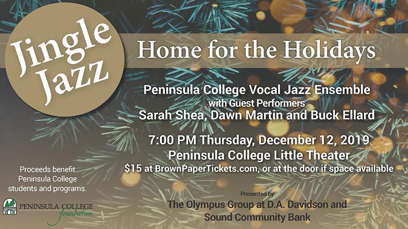 Winter Jingle Jazz concert