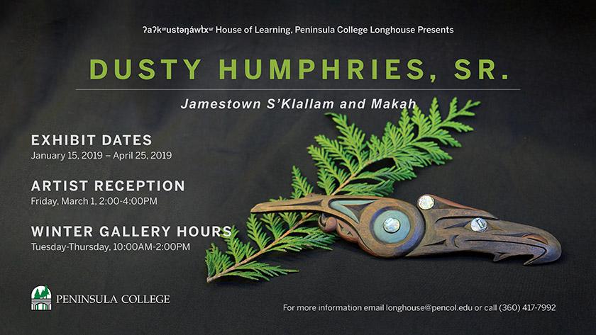 Longhouse Art Exhibit