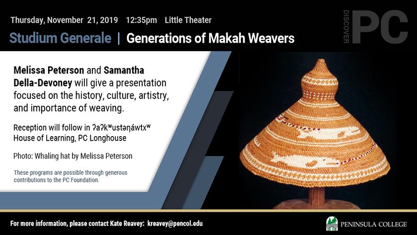 Makah Weavers