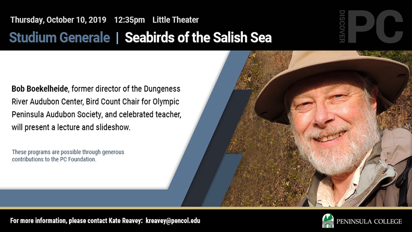 Seabirds of the Salish Sea