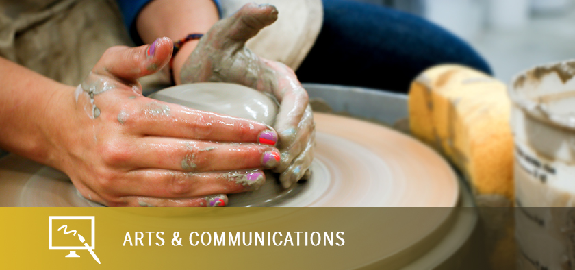 Areas of Study - Arts and Communications