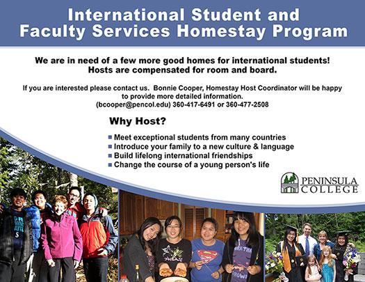 International Homestay Program