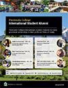 International Alumni Flyer