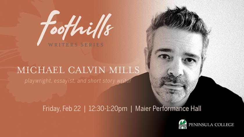 Foothills Writers Series