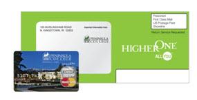 Peninsula College Card