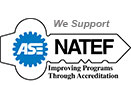 NATF accreditation Logo