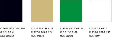 PC color palette primary