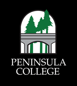 PC logo vertical white