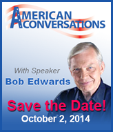 American Conversations - save the date