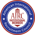 AIRC logo for institutional members